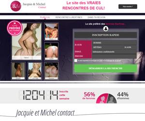 Rencontre coquine et plan cul sur Jacquie et Michel Contact